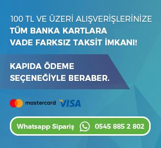 Kredi Kartı Taksit ve Kapıda Ödeme